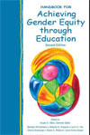 Achieving Gender Equity Handbook Cover