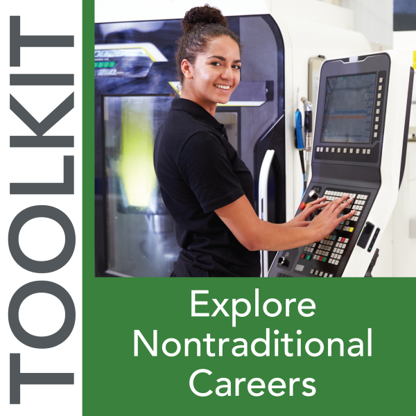 NAPE's Explore Nontraditional Careers Toolkit