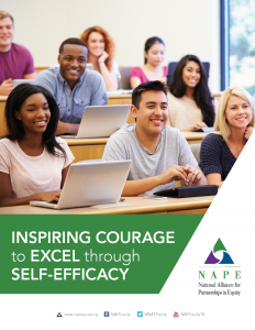 Inspiring Courage to Excel through Self-Efficacy