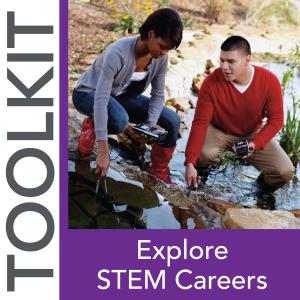 NAPE's Explore STEM Careers Toolkit